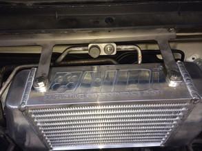 HDi GT2 intercooler kit for Toyota Hiace 200 1kd/2kd-17