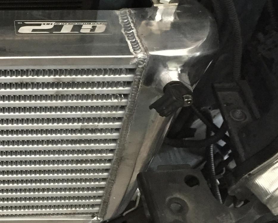 HDi Ford Ranger px1,2,3 & Mazda BT-50 Intercooler kit &ATF cooler kit-15