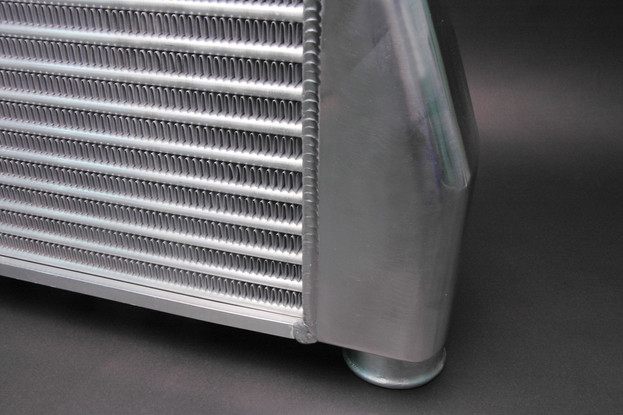 HDi GT2 intercooler kit for Toyota Hiace 200 1kd/2kd-26