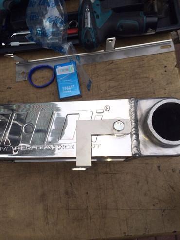 HDi GT2 intercooler kit for Toyota Hiace 200 1kd/2kd-15