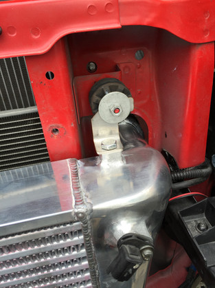 HDi Ford Ranger px1,2,3 & Mazda BT-50 Intercooler kit-06