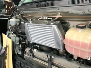 HDi GT2 intercooler kit for Toyota Hiace 200 1kd/2kd-09