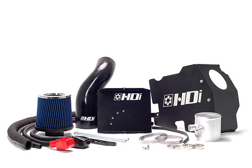 HDi Ford FG 4″ Intake/ Airbox Kit +Battery Relocation Kit
