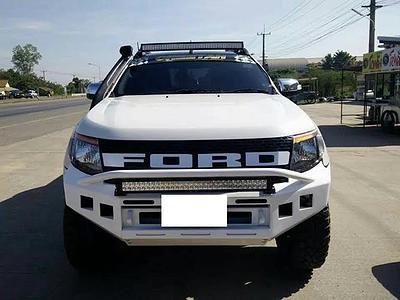 Ford Ranger Adventur style Bull Bar RAG-BB005