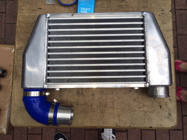 HDi GT2 intercooler kit for Toyota Hiace 200 1kd/2kd-14