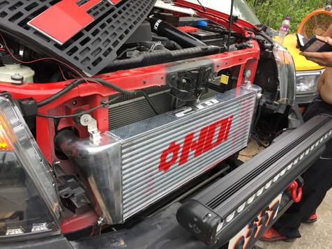 HDi Ford Ranger px1,2,3 & Mazda BT-50 Intercooler kit-02