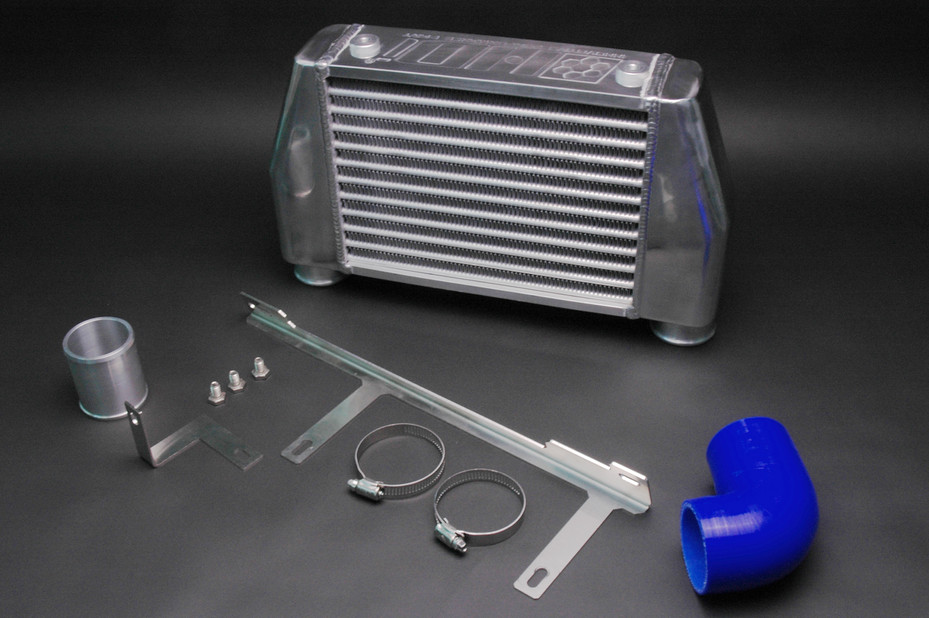 HDi GT2 intercooler kit for Toyota Hiace 200 1kd/2kd-28
