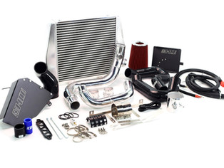 NEW HDi Products -HDi Ford Territory Stage 3 Intercooler kit