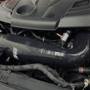 NEW HDi Alfa Romeo Giulia  2.0T Cold Air Intake Silicone Hose Pipe