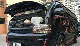 HDi GT2 intercooler kit for Toyota Hiace 200 1kd/2kd-01