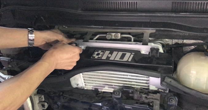 HDi GT2 intercooler kit for Toyota Hiace 200 1kd/2kd-04