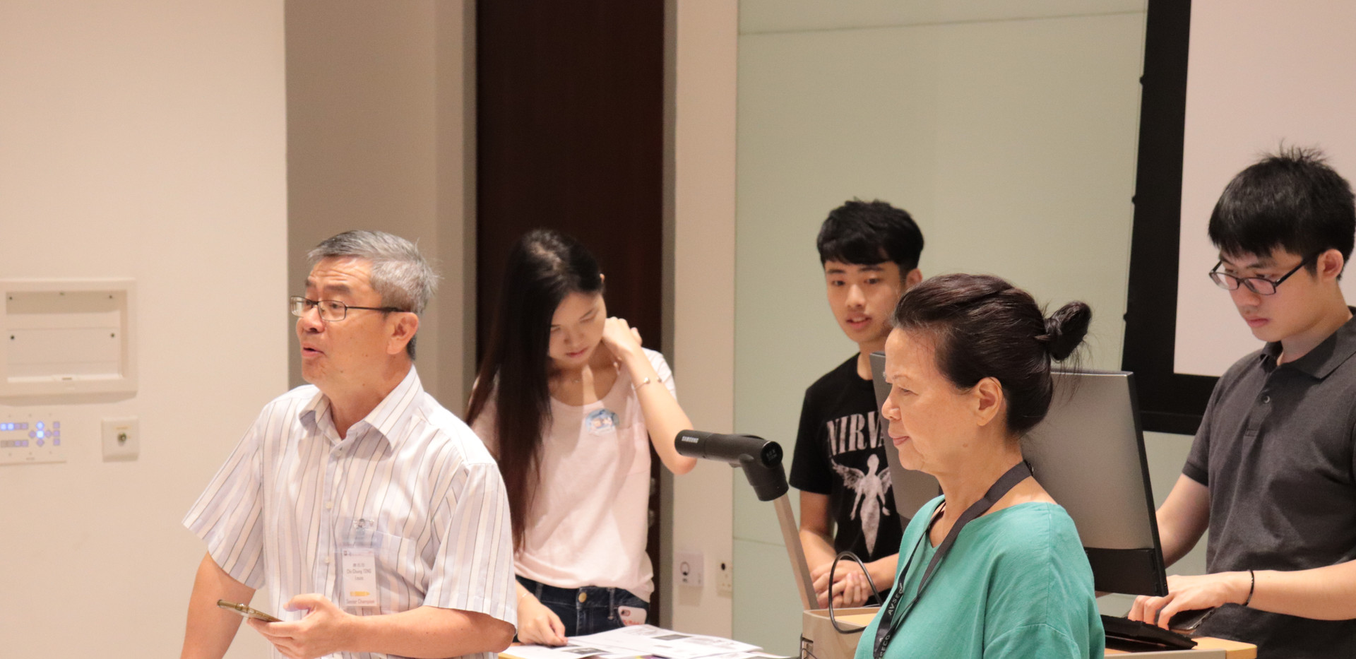 """[Legal talks] """"Outreach Legal Talks Initiative"""" (HKU OUTLET)'s second and finallegal talk for """"Senior Champions"""" and their friends (June 22nd, 2019)"""