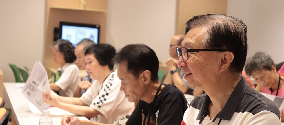 """[Legal talk] """"Outreach Legal Talks Initiative"""" (HKU OUTLET)'s first legal talk formembers from Hong Kong Sheng Kung Hui Welfare Council(July6th, 2019)"""