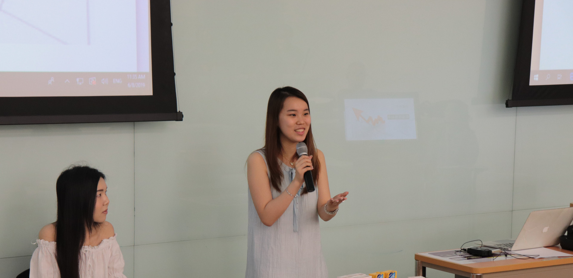 """[Legal talks] """"Outreach Legal Talks Initiative"""" (HKU OUTLET)'s first legal talk for""""Senior Champions"""" and their friends (June 8th, 2019)"""