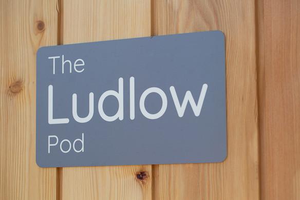 The ludlow pod shropshire luxury glampin