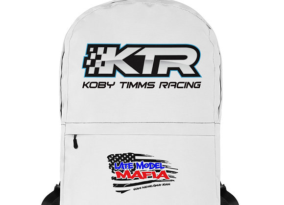 Koby Timms Racing - Backpack