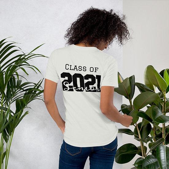Groves High School - Class of 2021 Short-Sleeve Unisex T-Shirt
