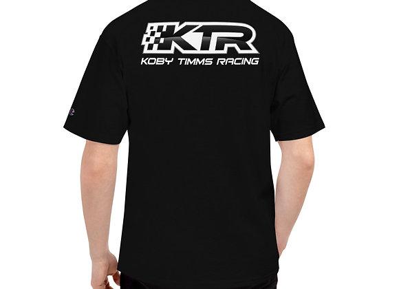 Koby Timms Racing - Men's Champion T-Shirt