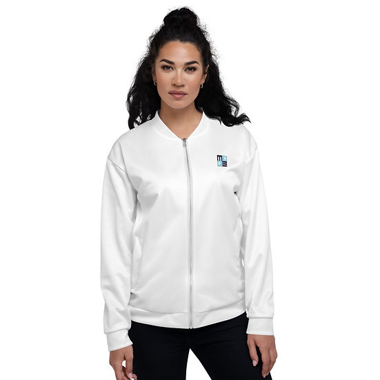 Margot's Eyes Unisex Bomber Jacket