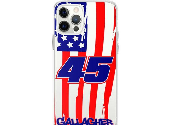 45 - Late Model Mafia - Gallagher - iPhone Case