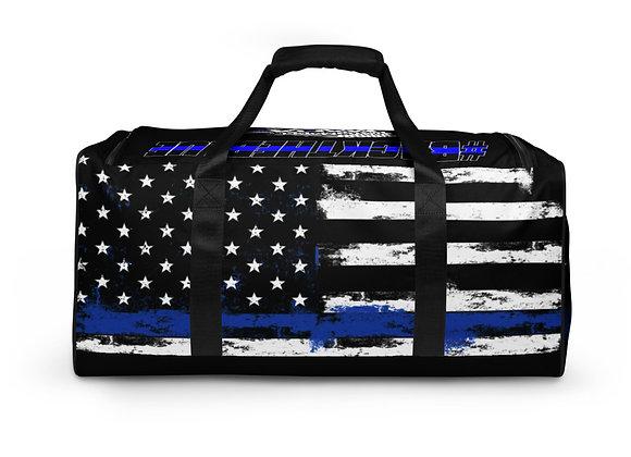 #BackTheBlue Duffle bag