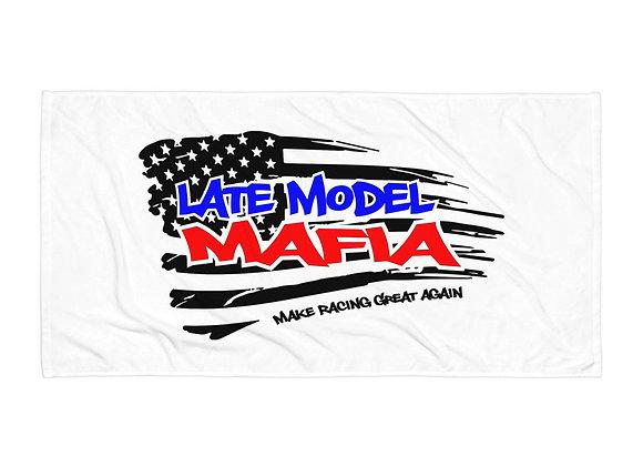Late Model Mafia - Beach Towel