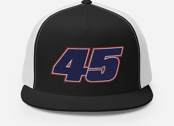 45 Trucker Cap