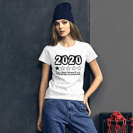 2020 - Would Not Recommend Women's short sleeve t-shirt