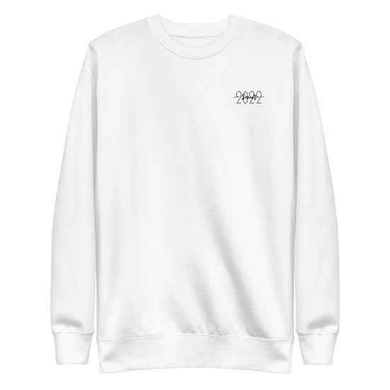 Senior 2022 Unisex Fleece Pullover