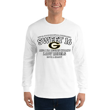 Groves Volleyball Team Long Sleeve Shirt