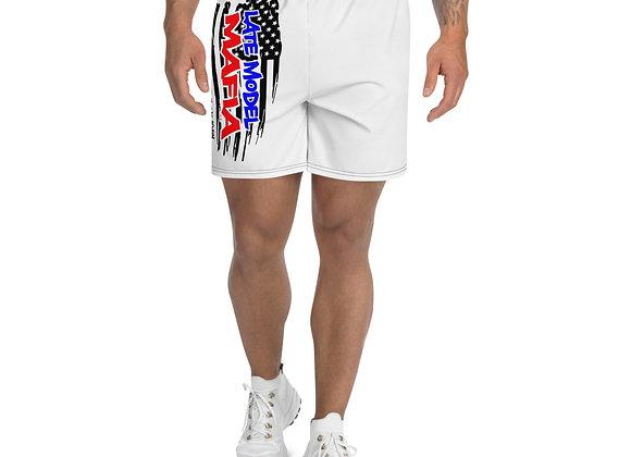 Late Model Mafia - Men's Athletic Long Shorts