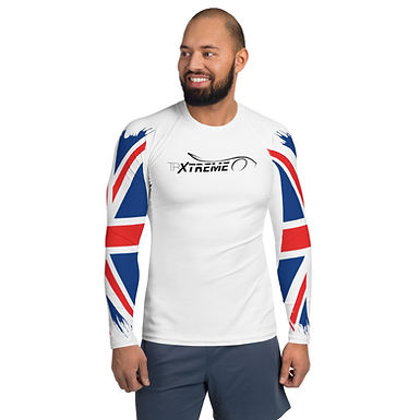 Driver Jersey Series - Comer's Custom Men's Rash Guard