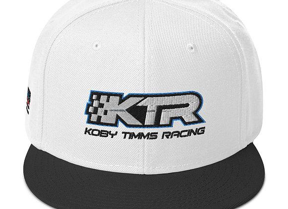 Koby Timms Racing - Snapback Hat
