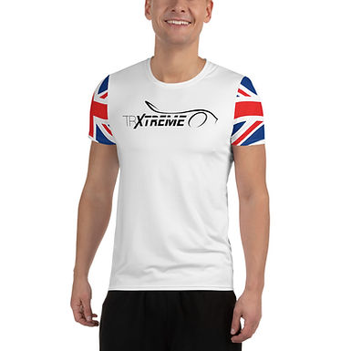 Driver Jersey Series - Comer's Custom Men's Athletic T-shirt