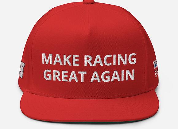 MAKE RACING GREAT AGAIN - 45 - LATE MODEL MAFIA - Flat Bill Cap