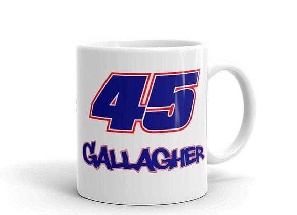 45 - Late Model Mafia - Gallagher - Coffee Mug