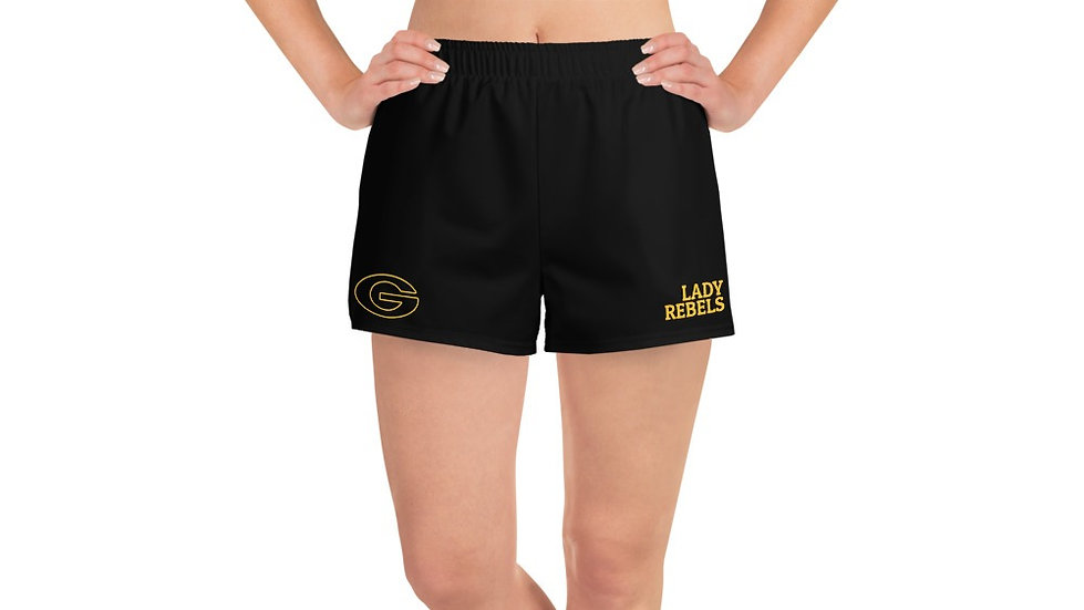 Groves Volleyball Team Women's Athletic Short Shorts