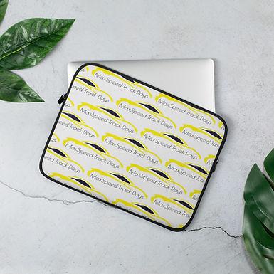 MaxSpeed Track Days Laptop Sleeve