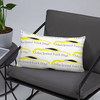 MaxSpeed Track Days Travel Pillow