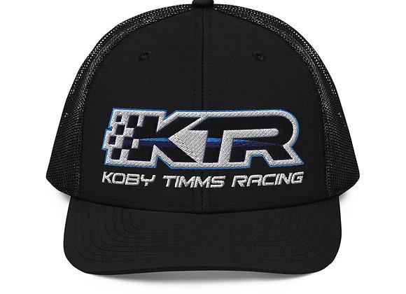 Koby Timms Racing - Trucker Cap (Reversed Logo)