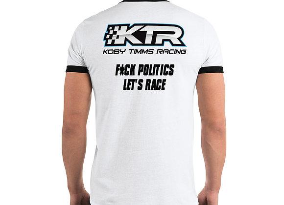 Koby Timms Racing - Ringer T-Shirt