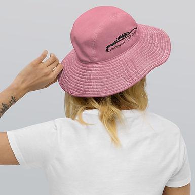 MaxSpeed Track Days Wide brim bucket hat