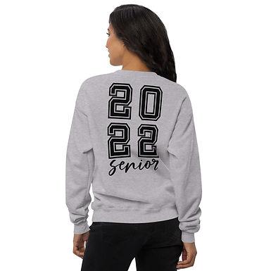 2020 Seniors - Unisex fleece sweatshirt