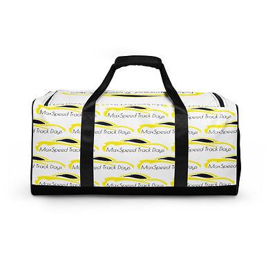 MaxSpeed Track Days Duffle bag