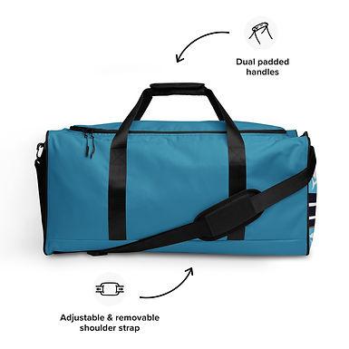 Brad Wood - Duffle bag