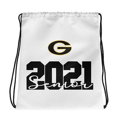 Groves Senior 2021 Drawstring bag