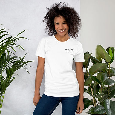 Be fearless. Be bold. Be your best. Short-Sleeve Unisex T-Shirt
