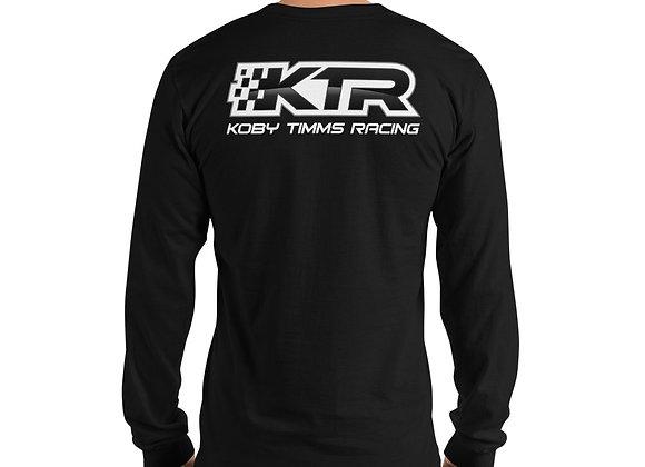 Koby Timms Racing - Long sleeve t-shirt