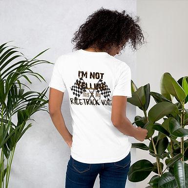 I'm Not Yelling - Short-Sleeve Unisex T-Shirt