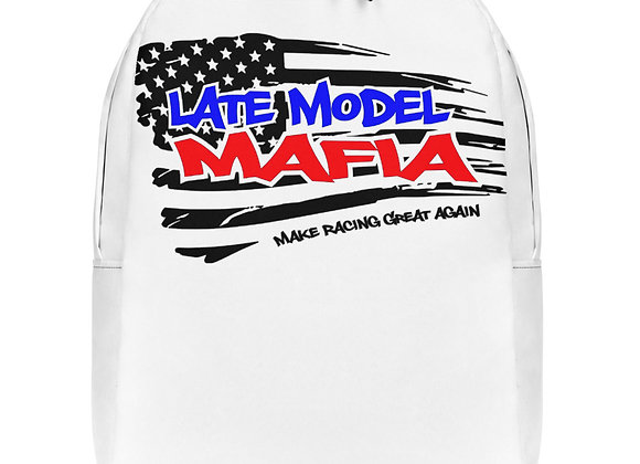 "Late Model Mafia ""But did you die?!"" - Minimalist Backpack"